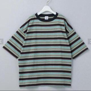 BEAUTY&YOUTH UNITED ARROWS - roku MULTI BORDER T-SHIRT ボーダーTシャツ