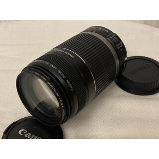 Canon - Canon 望遠レンズ EF-S 55-250mm