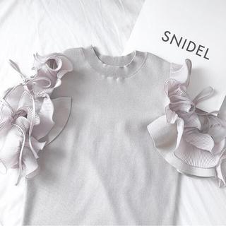 snidel - snidel(スナイデル)トップス