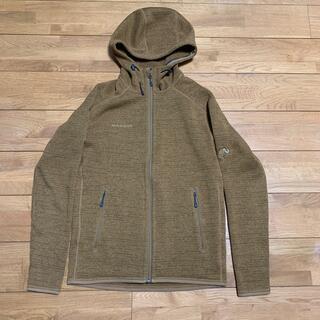 マムート(Mammut)のMAMMUT Arctic ML Hooded Jacket AF Men 美品(マウンテンパーカー)