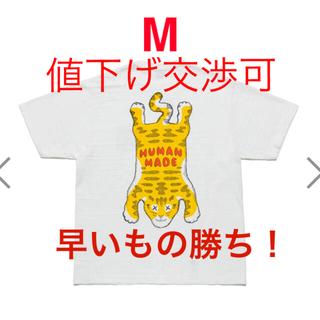 アベイシングエイプ(A BATHING APE)のhuman made t-shirt kaws #4 白 (Tシャツ/カットソー(半袖/袖なし))