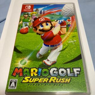 マリオゴルフ スーパーラッシュ Switch
