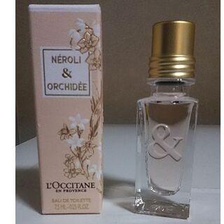 ロクシタン(L'OCCITANE)のロクシタン★ネロリ&オーキデトワレ7.5ml(香水(女性用))