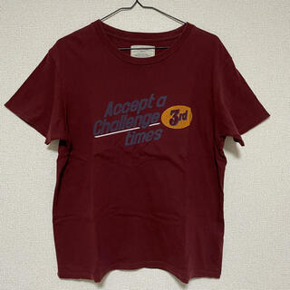 アングリッド(Ungrid)のTシャツ(Ungrid)(Tシャツ(半袖/袖なし))