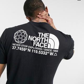 ザノースフェイス(THE NORTH FACE)の日本未発売 ノースフェイス Tシャツ 新品 サイズL XL相当(Tシャツ/カットソー(半袖/袖なし))