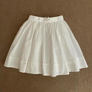 クミキョク(kumikyoku(組曲))の【美品】組曲KIDS☆マーガレットスカート(M 110〜120)(スカート)