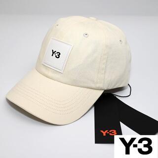 Y-3 - 新品 2021SS Y-3 SQUARE LABEL CAP