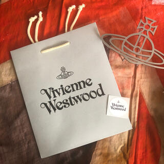 Vivienne Westwood - 新品 Vivienne Westwood 紙袋 シール ギフト