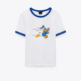 ZARA - ZARA ドナルドTシャツ