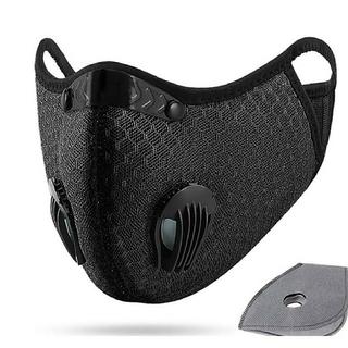 スポーツマスク 高性能フィルター トレーニング用マスク