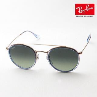 Ray-Ban - 【美品】RayBan ラウンドメタル ダブル RB3647N 9067/71