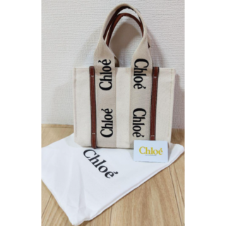 Chloe - Chloe woodyスモールトートバッグ