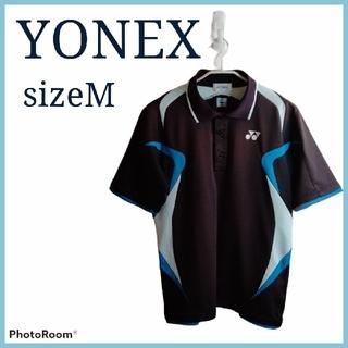 ヨネックス(YONEX)のYONEX ヨネックス ポロシャツ Mサイズ 半袖ポロシャツ バドミントン(バドミントン)