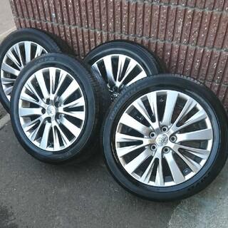 トヨタ - ✳️ヴェルファイア用    純正アルミ、タイヤセット