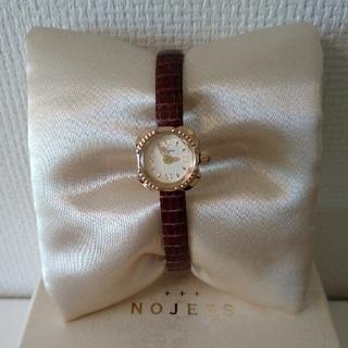 NOJESS - ☆稼働中☆ ノジェス ・NOJESS 腕時計 革ベルト付き