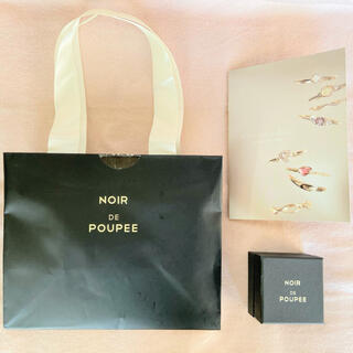 ete - NOIR DE POUPEE【紙袋・空箱・パンフレット】