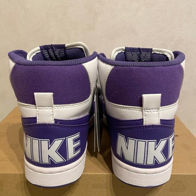 NIKE(ナイキ)のNIKE ターミネーターHIGH BASIC レディースの靴/シューズ(スニーカー)の商品写真