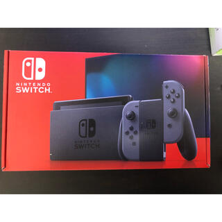 Nintendo Switch - 任天堂Switch本体 グレー 完品 中古