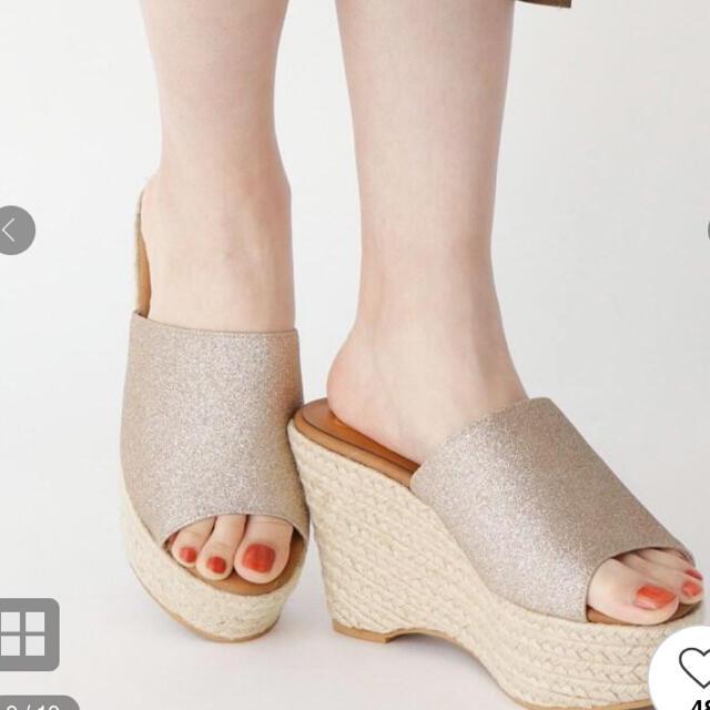 ESPERANZA(エスペランサ)の🚨大特価!!ハイウエッジプラットフォームサンダル レディースの靴/シューズ(サンダル)の商品写真