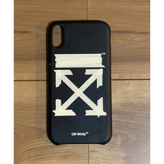 OFF-WHITE - OFF-WHITE iPhoneケース XR
