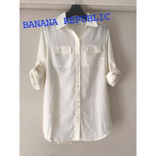 Banana Republic - BANANA REPUBLIC シャツ