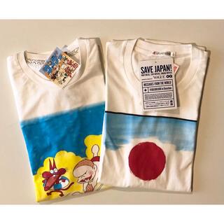 ユニクロ(UNIQLO)の2011年UNIQLO カールラガーフェルド 赤塚不二夫 新品 Tシャツ(Tシャツ/カットソー(半袖/袖なし))