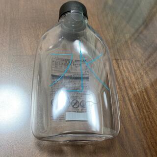 ムジルシリョウヒン(MUJI (無印良品))の無印良品 自分で詰める水のボトル350ml(容器)