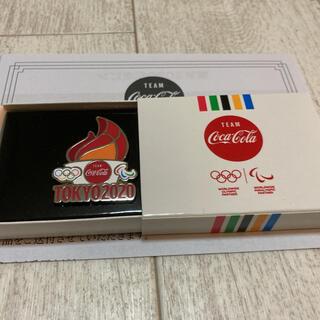 コカ・コーラ - コカコーラピンバッジTokyo2020東京オリンピックピンバッチ