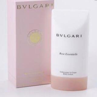 BVLGARI - 新品未使用 ブルガリ ローズエッセンシャルボディミルク 200ml