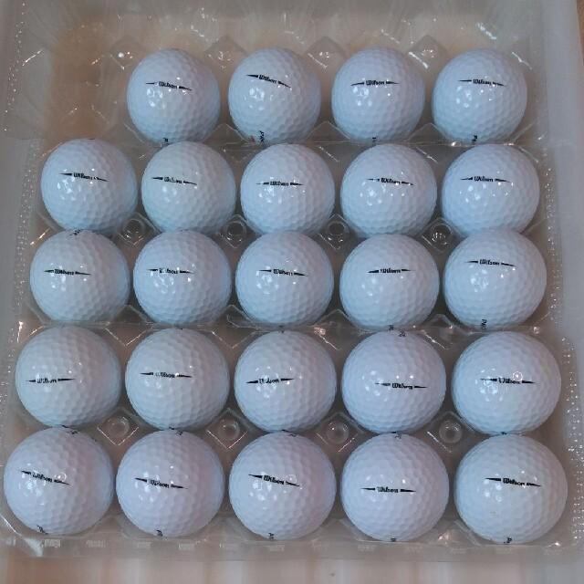 wilson(ウィルソン)のロストボール PROSTAFF LANE55 24球 スポーツ/アウトドアのゴルフ(その他)の商品写真
