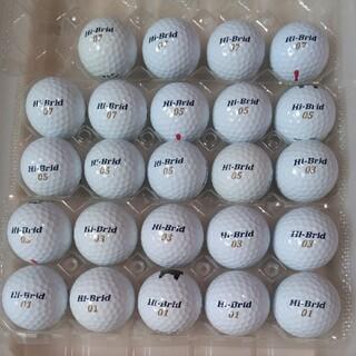 ダンロップ(DUNLOP)のロストボール Hi Brid 24球(その他)