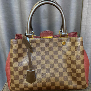 LOUIS VUITTON - ルイヴィトン ダミエ ブリタニー N44050