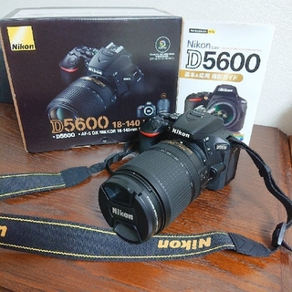 Nikon - Nikon D5600 18-140 VR レンズキット