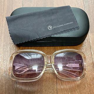 ジンズ(JINS)のJINSジンズサングラス眼鏡めがね(サングラス/メガネ)