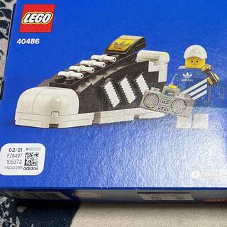 レゴ(Lego)のレゴ LEGO 非売品 アディダス ミニキット 40486(積み木/ブロック)