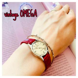 オメガ(OMEGA)のオメガ レディマティック 自動巻(腕時計)