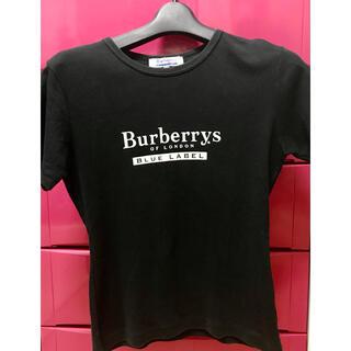BURBERRY BLUE LABEL - Burberry Blue Label 半袖 Tシャツ
