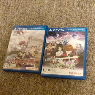 PlayStation Vita - テイルズ オブ ハーツ R Vita テイルズオブイノセンスR 二本セット