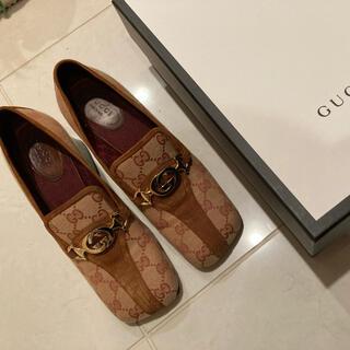 グッチ(Gucci)のGUCCI グッチ 靴 ローファー (ローファー/革靴)