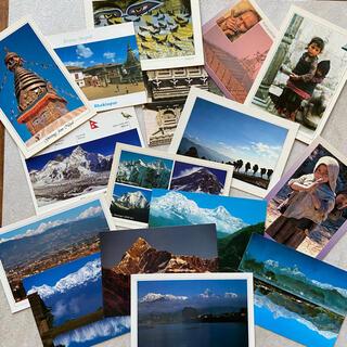 ポストカード各種 海外 日本 観光地(印刷物)