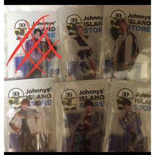 Johnny's - SixTONES アクリルスタンド6個セット