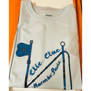 Hermes - エルメスマキシTシャツ