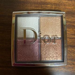 Dior - ディオール バックステージ コントゥール パレット 001