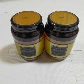 国産純粋はちみつ 1000g 1kg ×2個セット(缶詰/瓶詰)