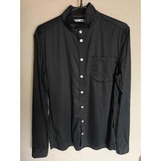 フェリシモ(FELISSIMO)のJPEGG スタンドカラーシャツ メンズ SIZE:M(シャツ)