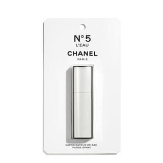シャネル(CHANEL)のシャネル ファクトリーN°5 ロー オードゥ トワレ ミニ ツィスト&スプレイ(その他)