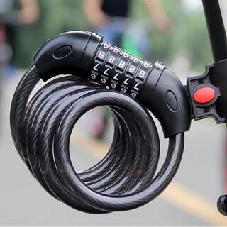 ワイヤーロック 自転車 ロードバイク カギ セキュリティ