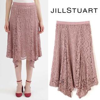 JILLSTUART - 【美品】ジルスチュアート レーススカート セルフォード ケイトスペード
