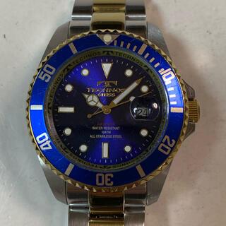 TECHNOS - テクノス ダイバー腕時計