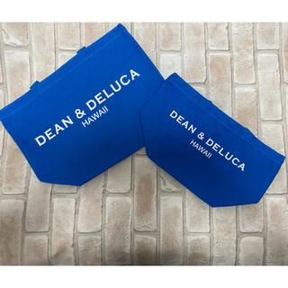 DEAN & DELUCA - DEAN&DELUCA Hawaii限定 SサイズLサイズ2点セットトートバック